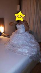 Vestido Noiva ou Debutante