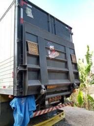 Plataforma para caminhão baú