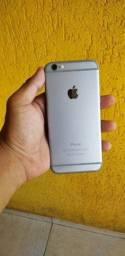 iPhone 6 16 GB aceito cartão