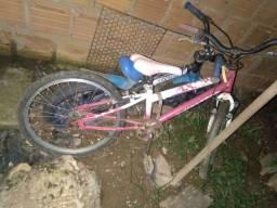Bicicleta crosszinha