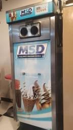 Máquina de sorvete expresso tipo Italianinha