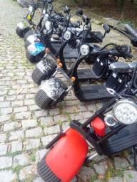 Scooter Moto elétrica Loja física