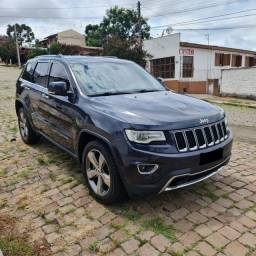 Jeep Grand Cherokee 3.6 V6 Limited *Ano 2014* *Tração 4x4* *78.000