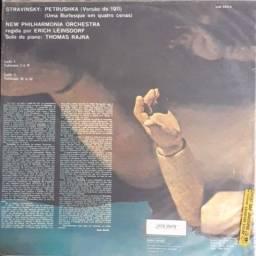 Vinil Petrushka de Stravinsky