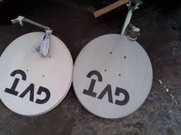 Vendo 02 antenas