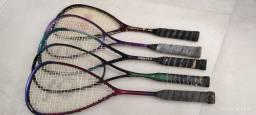 Raquetes Squash -5 modelos variados