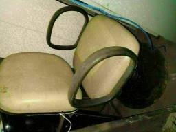 Cadeira de barbeiro ferrante