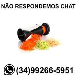 Ralo para Fazer Macarrão de Legumes Abobrinha Cenoura