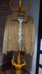 casaco Camurça Terra Nova Tam 40