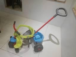 Triciclo Bandeirante SMART infantil completo