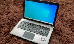 Notebook HP Pavilion dv6 - Lindíssimo em perfeito estado