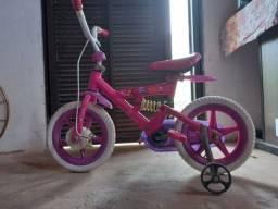 Bicicleta da princesa