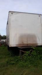 Baú 6.30 caminhão toco