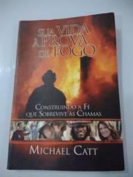 Livro Sua Vida Á Prova De Fogo