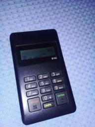 Máquina de cartão zera
