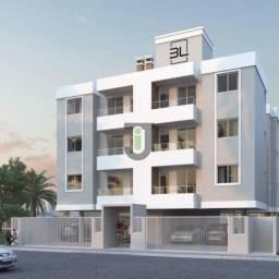 JI72 - Lindo apartamento com suíte e sacada com churrasqueira em Palhoça!