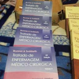 Coleção livros para Enfermagem