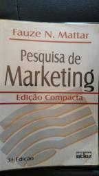 Livro: Pesquisa de Marketing - Edição Compacta