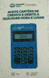 Máquina de cartão MercadoPago Point Mini