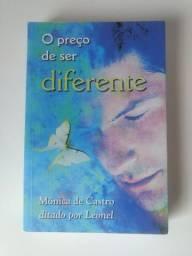Livro espírita O preço de ser diferente