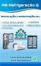 Mecânico em refrigeração
