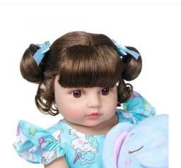 Boneca Bebe Rebom