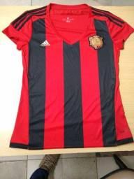 Linda camisa do Sport Recife feminina M! Original! Extra!