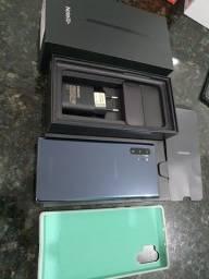 Samsung Galaxy Note 10 Plus 12/256gb Semi novo completo Troco