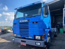 Scania R113 trucado 1996 todo revisado