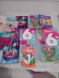 Livros Sistema SAS Completo 6º Ano