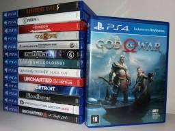 Deus da Guerra Playstation 4
