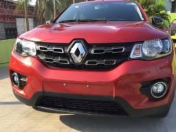 Renault KWID 1.0 INTENSE Modelo mais completo ,top de Linha