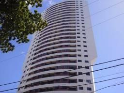 Studio com 2 dormitórios para alugar, 55 m² por R$ 3.000,00/mês - Boa Viagem - Recife/PE
