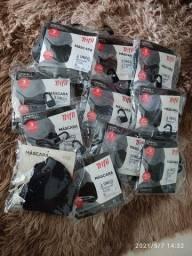 Mascaras pretas Trifil com 3 unidades 30 reais