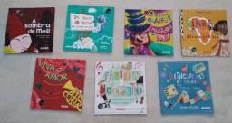 Kit 7 livros - Coleção: Imaginação e Arte - Edebê