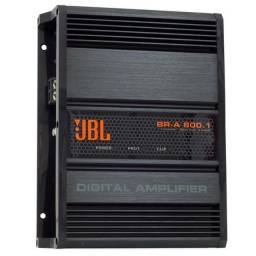 Modulo amplificador JBL A800 Digital 1 canal Novo 1 ano de garantia