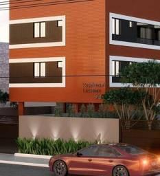 Apartamento com 2 dormitórios à venda, 56 m² por R$ 130.000,00 - Vila Tibiri - Santa Rita/