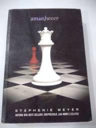 Livro Amanhecer.