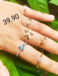 Vendo semi jóias Millano