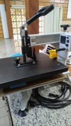 Kit Sublimação Metalnox A3 com prensa e Epson L1300