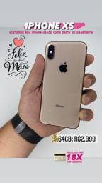 iPhone XS 64GB. Promoção!!!!!