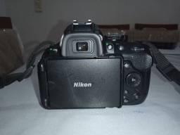 Camera Nikon pra vender hoje !