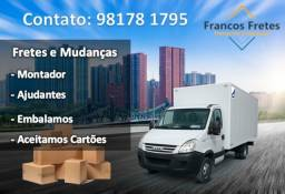 Fretes e Mudanças -  Copacabana Zona Sul