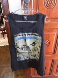 Camisa regata tamanho m