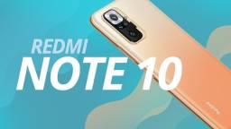 Xiaomi Redmi Note 10 128GB 6RAM  lacrado na caixa com garantia