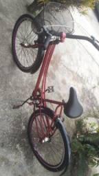Bicicleta muito nova