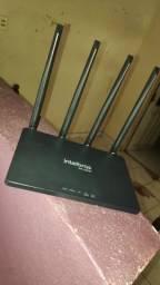 Roteador Intelbras ws-1200f 4 antenas