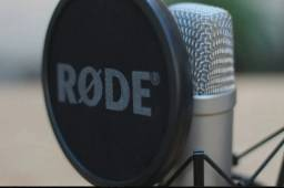 Røde NT1-A (Microfone Profissional)