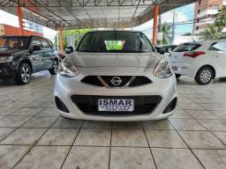 NISSAN MARCH S 2016 COMPLETO