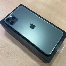 Loja física. IPhone 11 Pro max 256 novo , garantia 1 Apple
